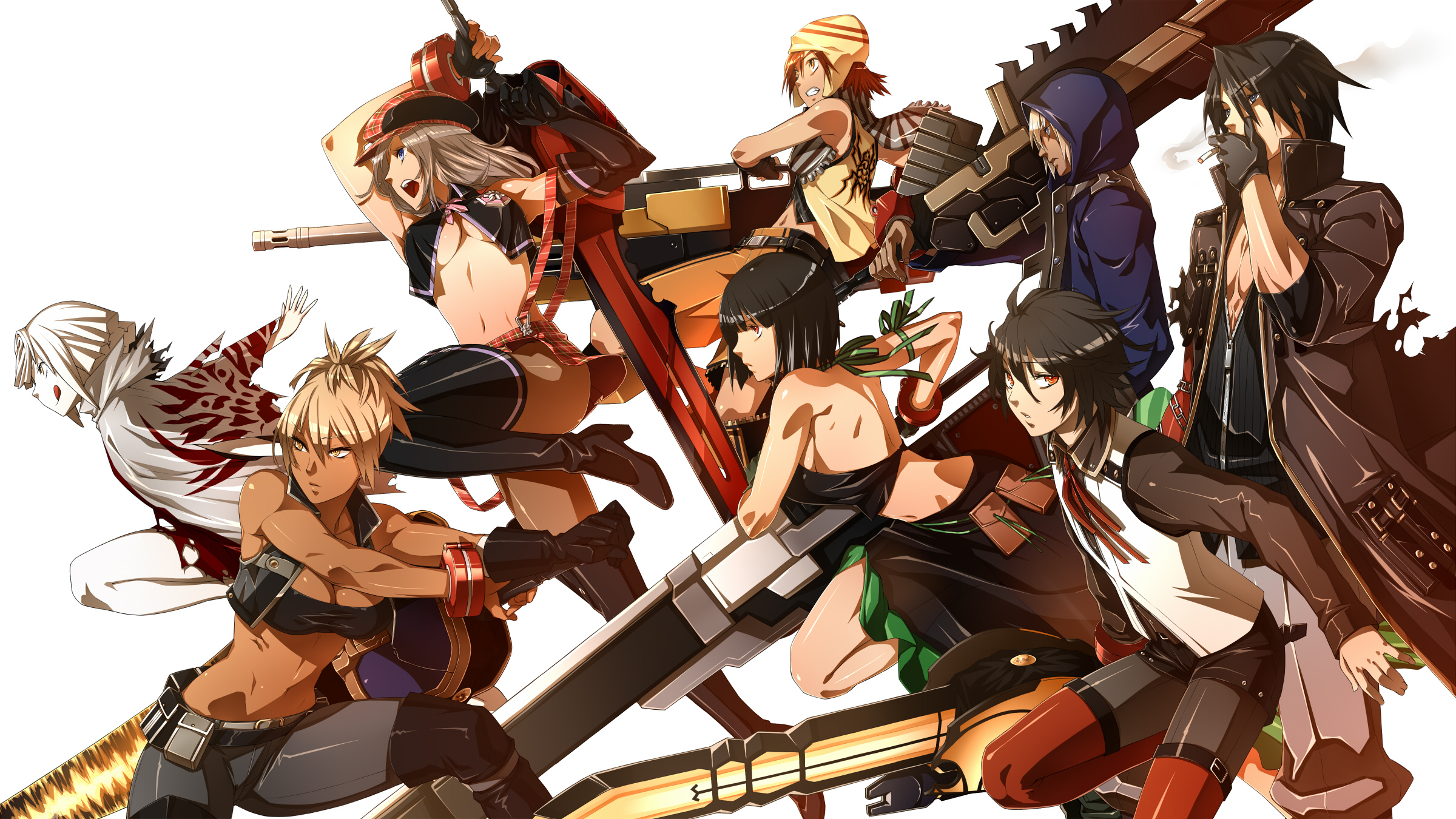 appeared in god eater - photo #2