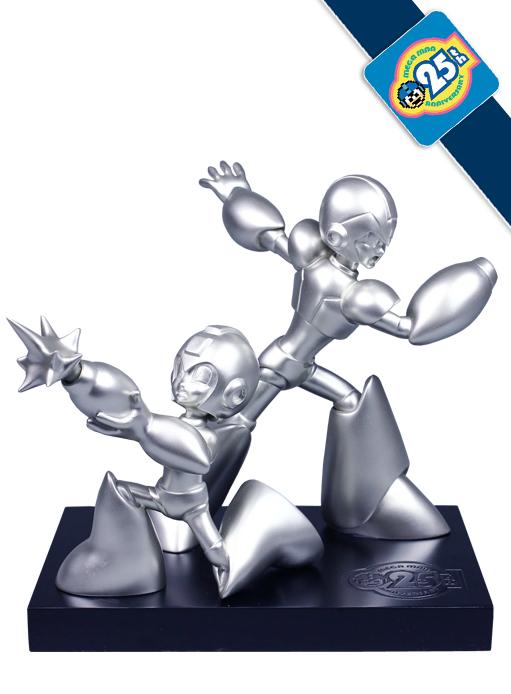 Mega Man Statue