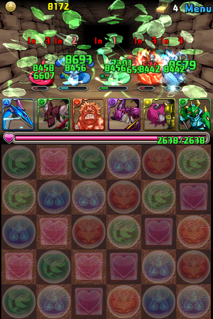 Puzzle & Dragons Z | oprainfall