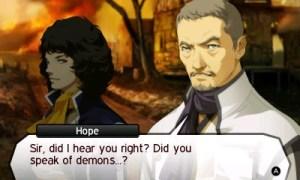Shin Megami Tensei IV | Naraku