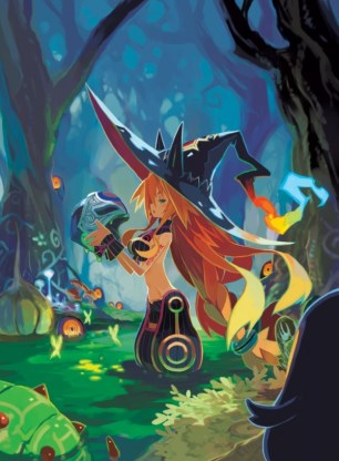 Witch and the Hundred Knights pic 48