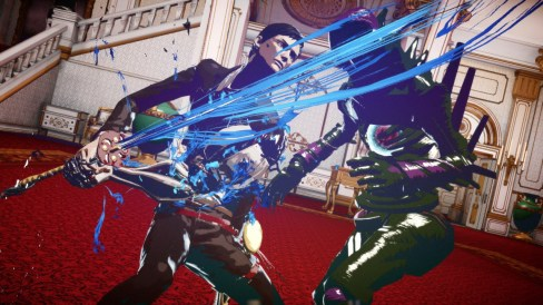 killer is dead gameplay