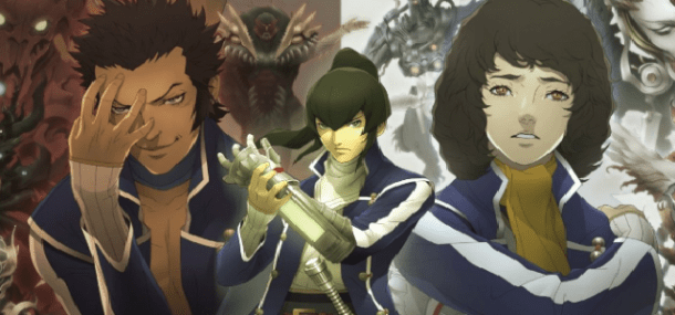 Shin Megami Tensei IV | Nintendo Download