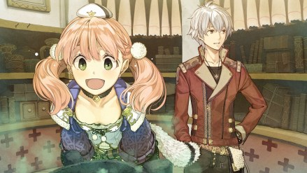 Atelier Escha & Logy illustration