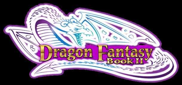 Dragon Fantasy Book II logo
