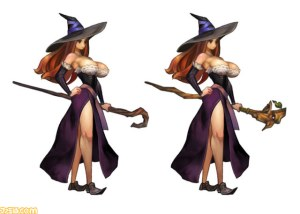 Dragon's Crown weapons 01