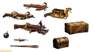 Dragon's Crown weapons 04