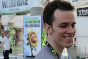 E3 2013 Jonathan Higgins