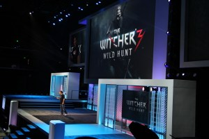 Microsoft Press Conference The Witcher 3