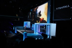 Microsoft Press Conference Titanfall