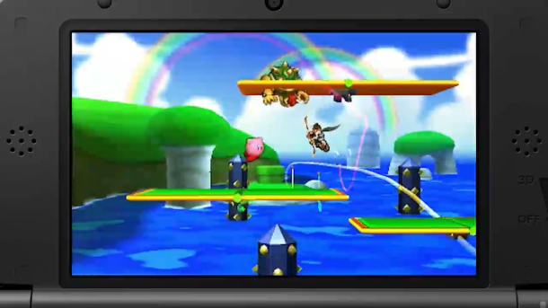 E3 2013 Nintendo Direct Super Smash Bros. | oprainfall