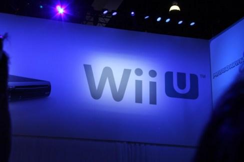 E3 2013 Nintendo Wii U