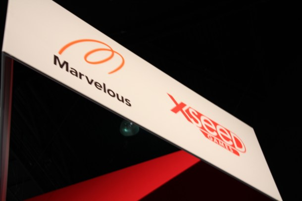 E3 2013 - XSEED Marvelous Logo | oprainfall's Top Gaming Moments of 2013