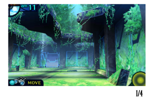 Etrian Odyssey Untold: The Millennium Girl Screenshot 1