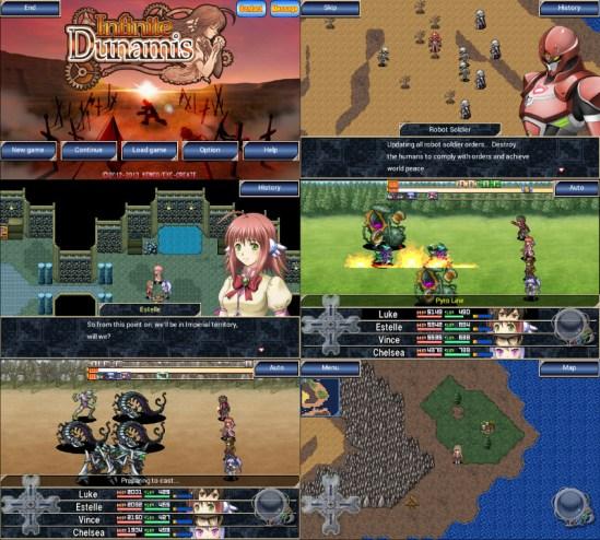 Infinite Dunamis Screenshots
