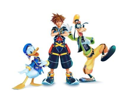 Kingdom Hearts 3 - oprainfall