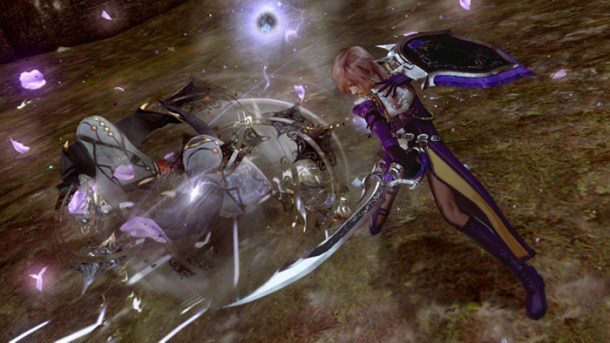 Lightning Returns: Final Fantasy XIII class shifting