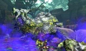 MH4 Screens - Moss Dragon 4