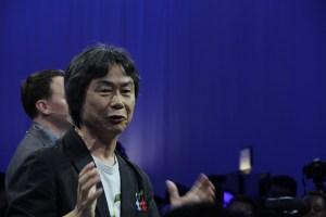 E3 2013 Nintendo Miyamoto 4