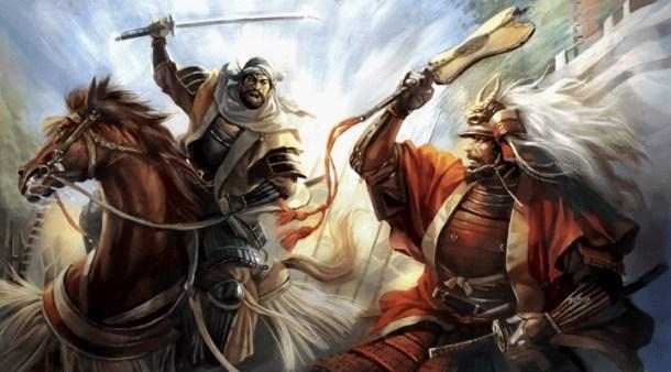 Nobunaga's Ambition Art