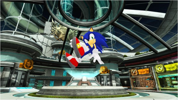 Phantasy Star Online 2 Sega Crossover - Sonic | OpRainfall