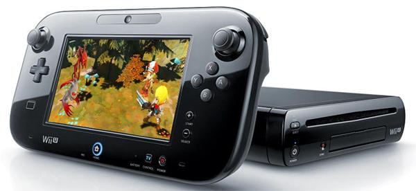 Soul Saga Wii U Mock-Up