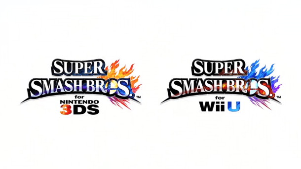 Super Smash Bros. (3DS/Wii U) Logo