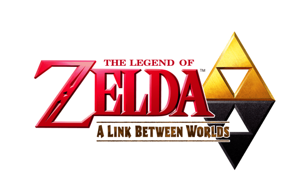 The Legend of Zelda: A Link Between Worlds logo 1920 x 1200