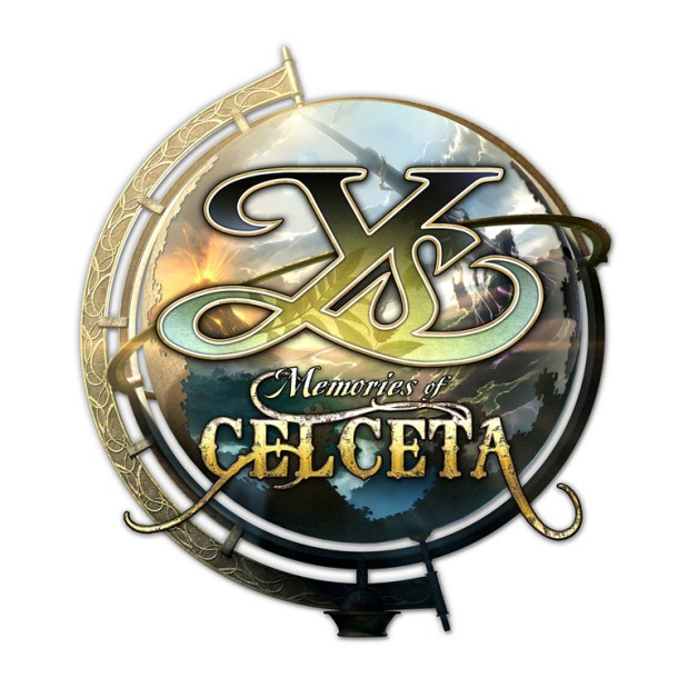 Ys: Memories of Celceta logo