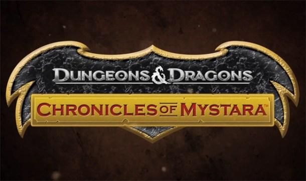dungeons dragons chronicles of mystara | logo