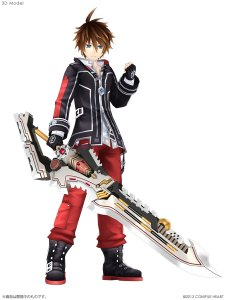 Fairy Fencer F | Fang