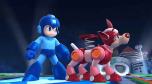 Super Smash Bros. - Mega Man and Rush