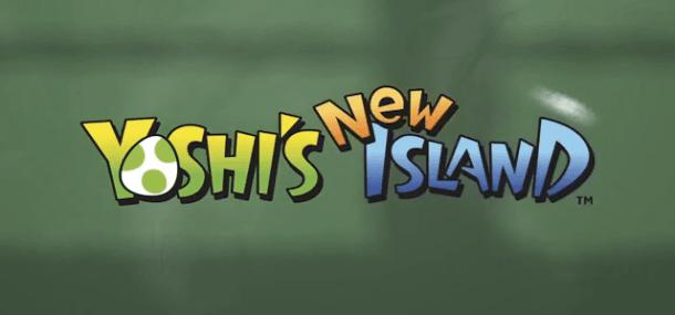 Yoshi's New Island | oprainfall