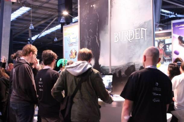 Burden - Booth