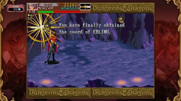 Chronicles of Mystara | Sword of Legend