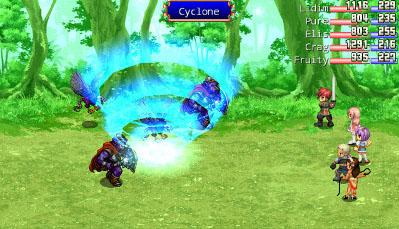 Destiny Fantasia | Cyclone