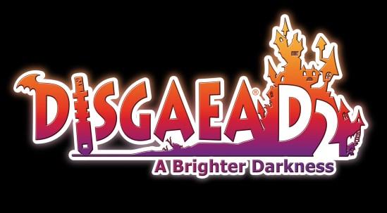 Disgaea D2 Logo - oprainfall