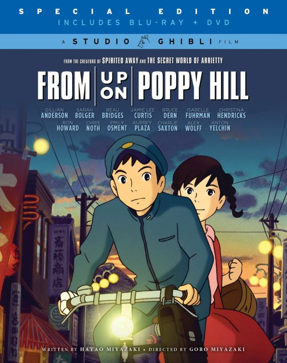 From Up on Poppy Hill cover