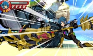 Gaist Crusher: Weapon Screen 003