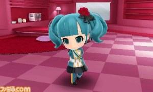 Hatsune Miku Project Mirai 2 Outfit Change 2