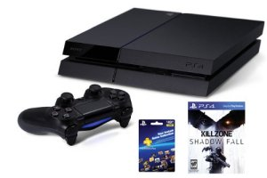 PlayStation 4 Killzone and PS Plus Bundle
