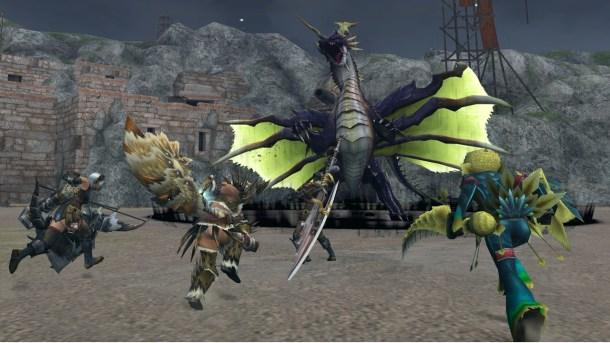 Monster Hunter Frontier G | oprainfall