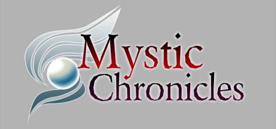 Mystic Chronicles - Logo | oprainfall