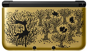 Pokemon X and Y 3DS Premium Gold Front - oprainfall