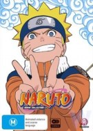 Publisher Madman Entertainment - Naruto