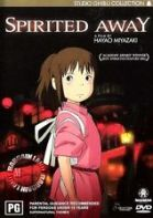 Publisher Madman Entertainment - Spirited Away