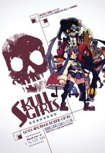 Skullgirls PC Beta