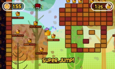 Super Little Acorns 3D Turbo - Super Jump