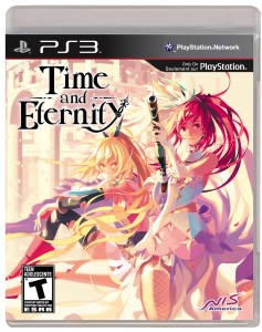 Time & Eternity US Boxart