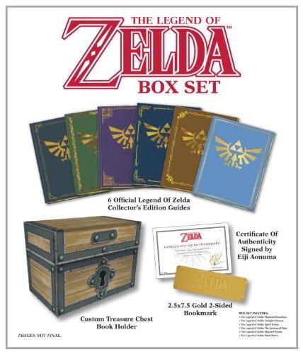 Zelda Guide Boxset